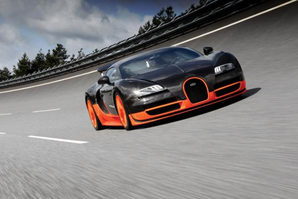 Bugatti breaking records in 2014
