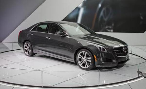 Cadillac CTS, third generation Sedan continue hogging 'Motor Week' Driver's Choice awards