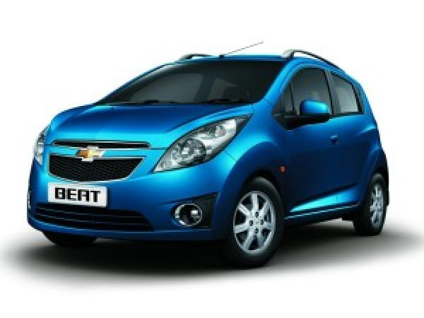 Chevrolet Beat had Won The India Design Mark 2013