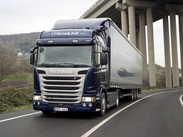 Commercial Vehicles and Heavy Trucks is the play of Scania: a Swedish Automotive Company here with its New G Series