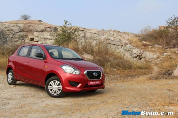 Datsun Go: The Powerful Deluxe Car Built For Cruise
