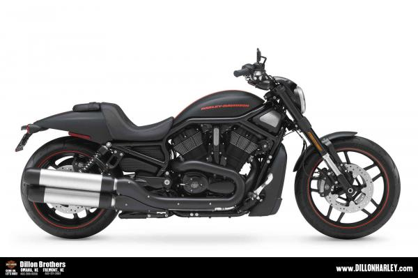 Harley Davidson with the New Street 750