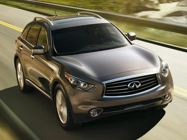 Infiniti Qx70 : A Perfect Blend Of Power-Control-Appearance In One Car