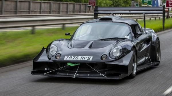 Is Elise Time Attack the most extreme car built by Lotus?