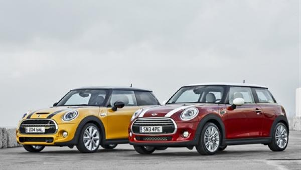 It is official: BMW's MINI Hatch on production spree at VDL Nedcar