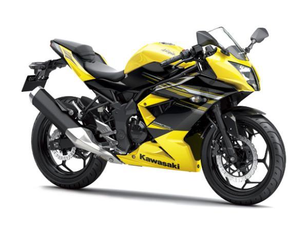 Kawasaki Ninja RR Mono with single cylinder is introduced in Indonesia