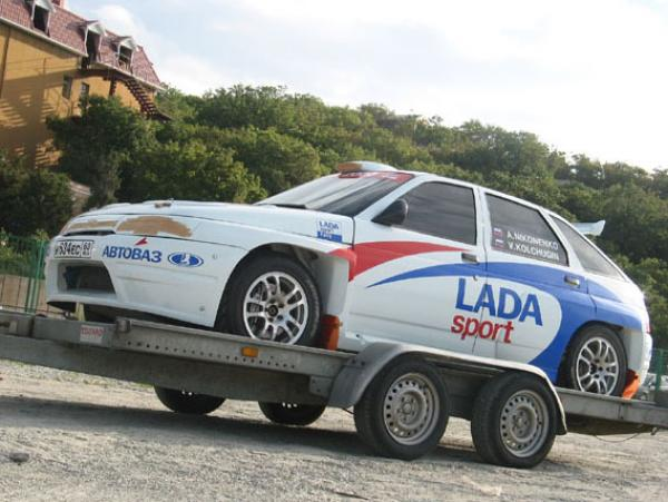 Lada Launches New Racing Car