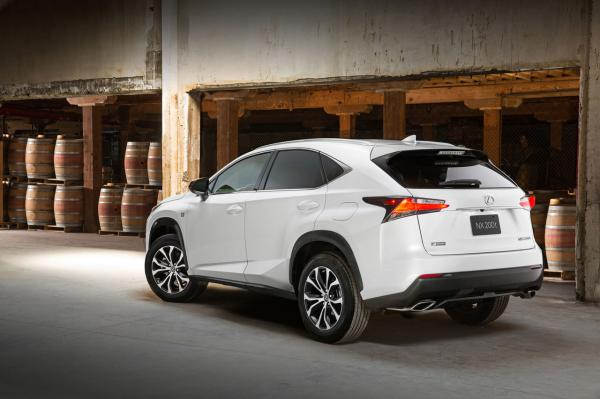 Lexus Launches It New 2015 NX 300h