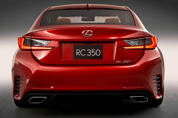 Lexus RC Coupe - F SPORT to be unleashed at Geneva International Motor Show