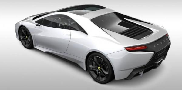 Lotus Espirit: A Light Weight Compact Ready To Roll Car