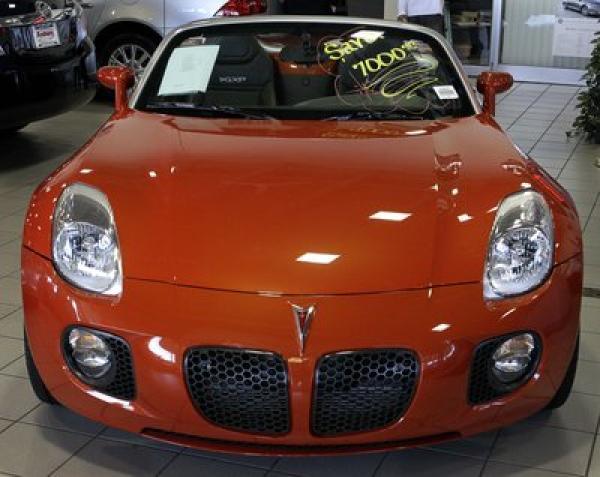Lutz: GM consistent on GEN V Pontiac GTO