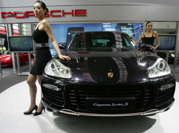 Macan, the ambitious CUV from Porsche