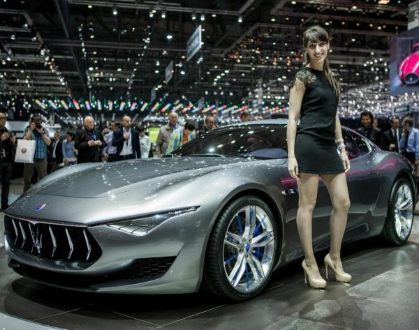 Maserati gearing to show off new Alfieri at 2014 Geneva Motor Show