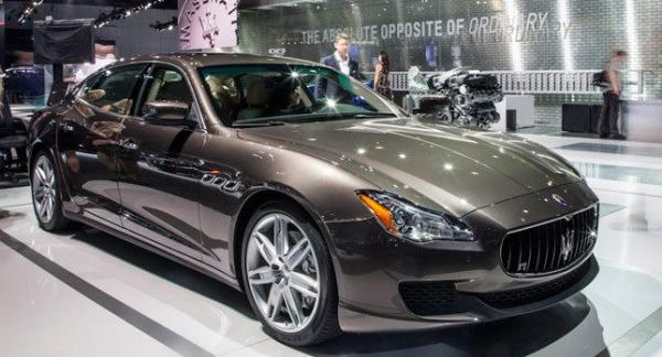 Maserati increasing production of Ghibli, Quattroporte to meet luxury segment demand