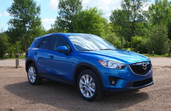Mazda Revamped with 2014 CX-5 2.5 AWD