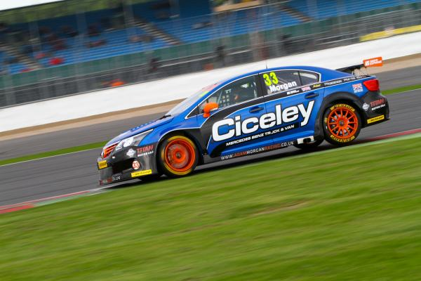 Mercedes A-Class is getting ready to compete in British Touring Car Championship