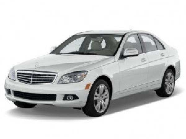 Mercedes C-Class Awarded With The Best Family Car