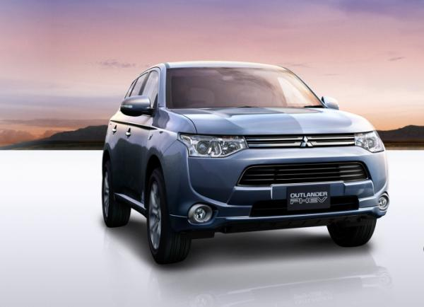 Mitsubishi Outlander PHEV selling well in Netherlands