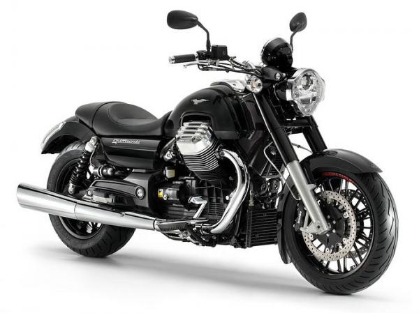 Moto Guzzi California Getting Rated as the Best Cruiser 2013