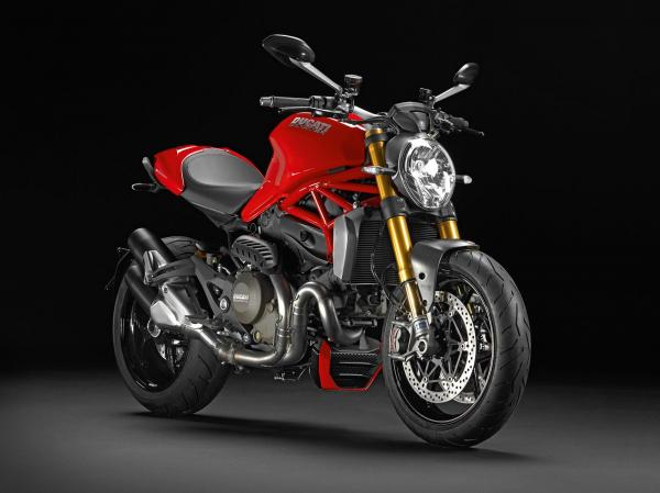 New 2014 Ducati Monster 1200 S is now more comfortable and more usable