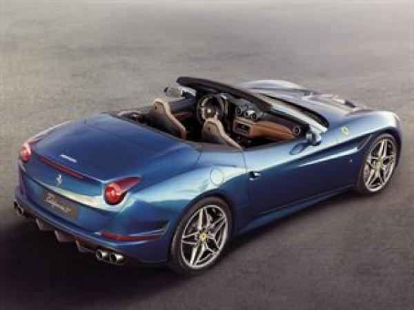 New Ferrari California T Is Ready To Be Showcased In 2014 Geneva Motor Show