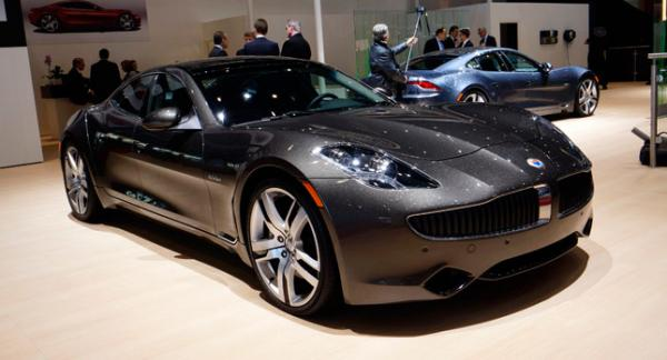 New Fisker owner challenges Tesla, ready to go bust building EVs