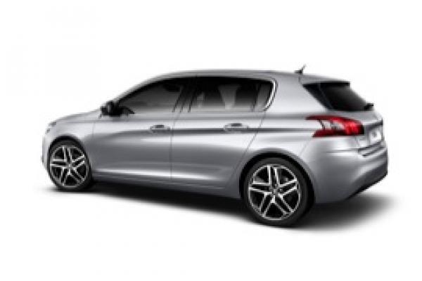 New Peugeot 308 5-door Sadan