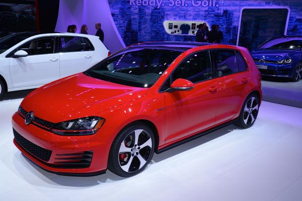 Notable 2015 Volkswagen GTI With Awesome Design