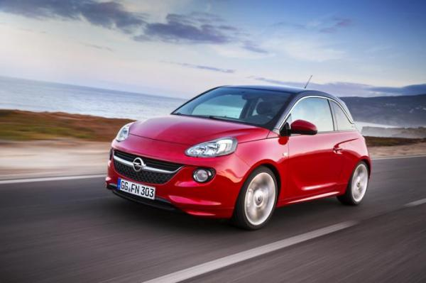 Opel Adam to be rebadged as Buick for China Market