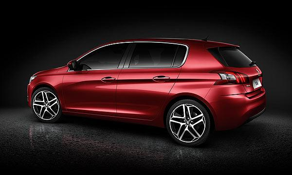 Peugeot 308 Grabs Laurels Being the European Car of the Year