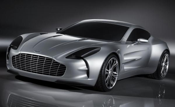 Q Lounge concept of Aston Martin shown-off at 2014 Geneva Motor Show