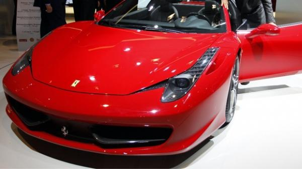 Reasons why search for Ferrari banned in China