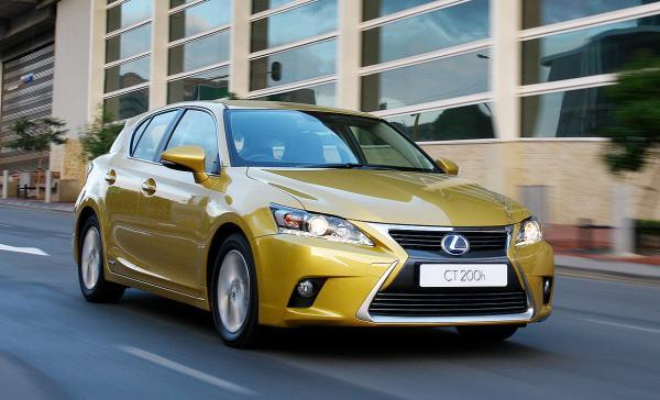 Recently Launch Revised Lexus CT200H