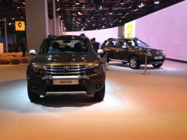 Renault Duster Adventure launched at Auto Expo
