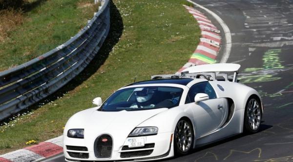 Rumors renew the successor of Bugatti Veyron hybrid