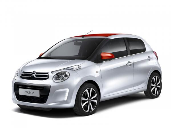 Smart city car revealed: Citroen C1!