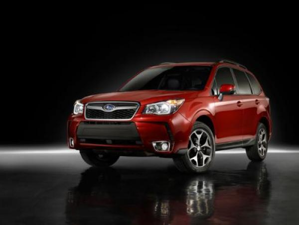 Subaru Announcing the Pricing of their 2015 Forester