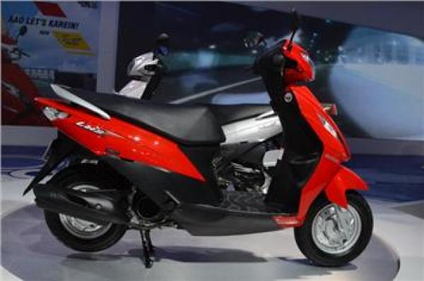 Suzuki Let's Model Is Ready For Its Release