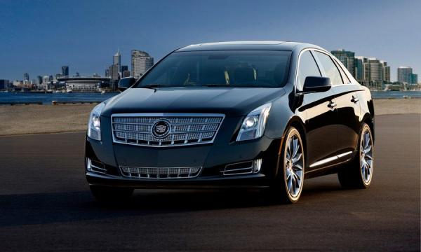 The 2014 Cadillac XTS Model Gave Excellent Performance At Road Tests