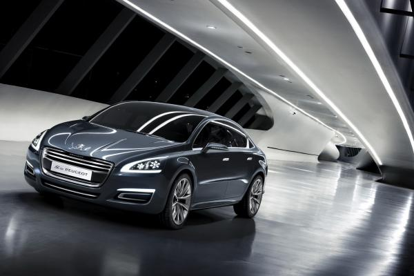 The all new Peugeot 508