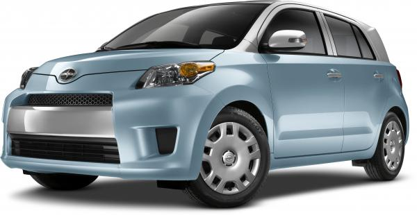 The all new Scion xD for 2014