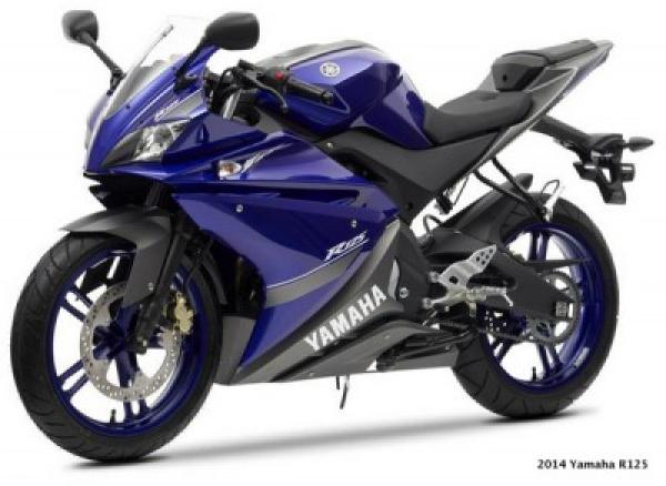 The Dashing 2014 Yamaha R125 Showcased