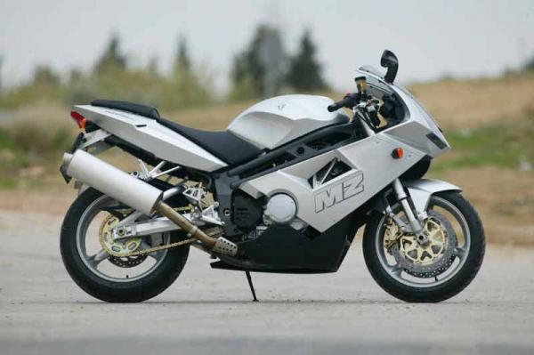 The German MZ makes a comeback with a progressive new engine
