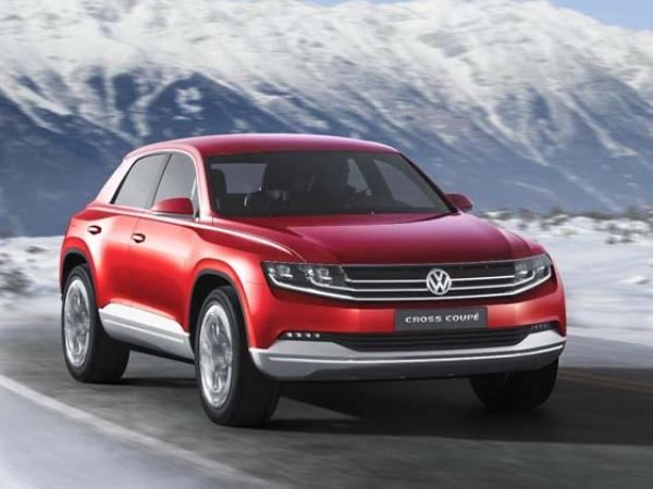 The Grand Debut Of Volkswagen Cross Polo 1.6 TDI Comfortline In Geneva