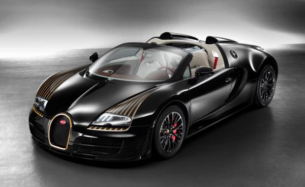 The New Bugatti Legend On The Street