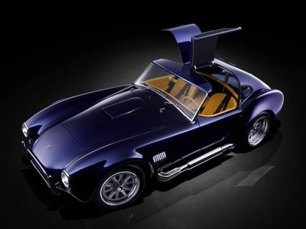 The resurrection of the legendary AC Cobra, welcome AC MK V1!