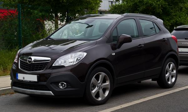 The Vauxhall Mokka breaking sales barriers