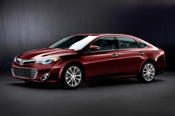 Toyota Avalon A Radical Drive