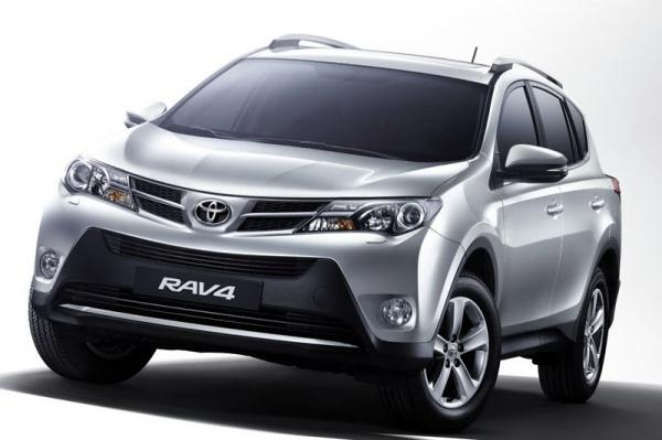 Toyota Is On The Way To Sub Compact SUV RAV4