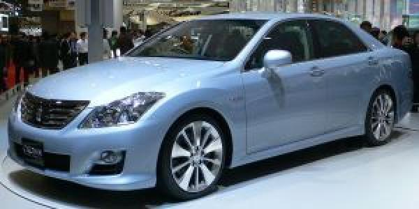 Toyota's Crown Models Gets Highest Safety Ratings